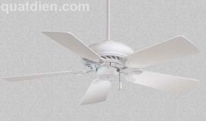 Quạt trần trang trí Minka Aire Supra F563-WH