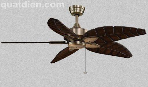 Quạt trần trang trí Fanimation Windpointe AB+B5340WA