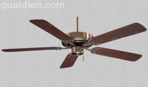 Quạt trần trang trí Minka Aire Contractor F547-AB