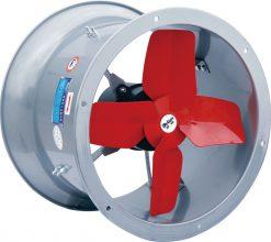 Quạt thông gió tròn Deton Motor trơn TAG 25-4
