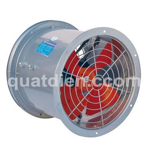 Quạt hướng trục chống cháy nổ Deton SBFB50-4